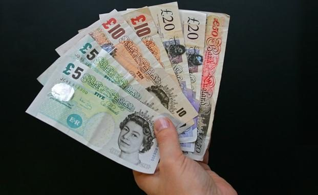 The Sterling Pound